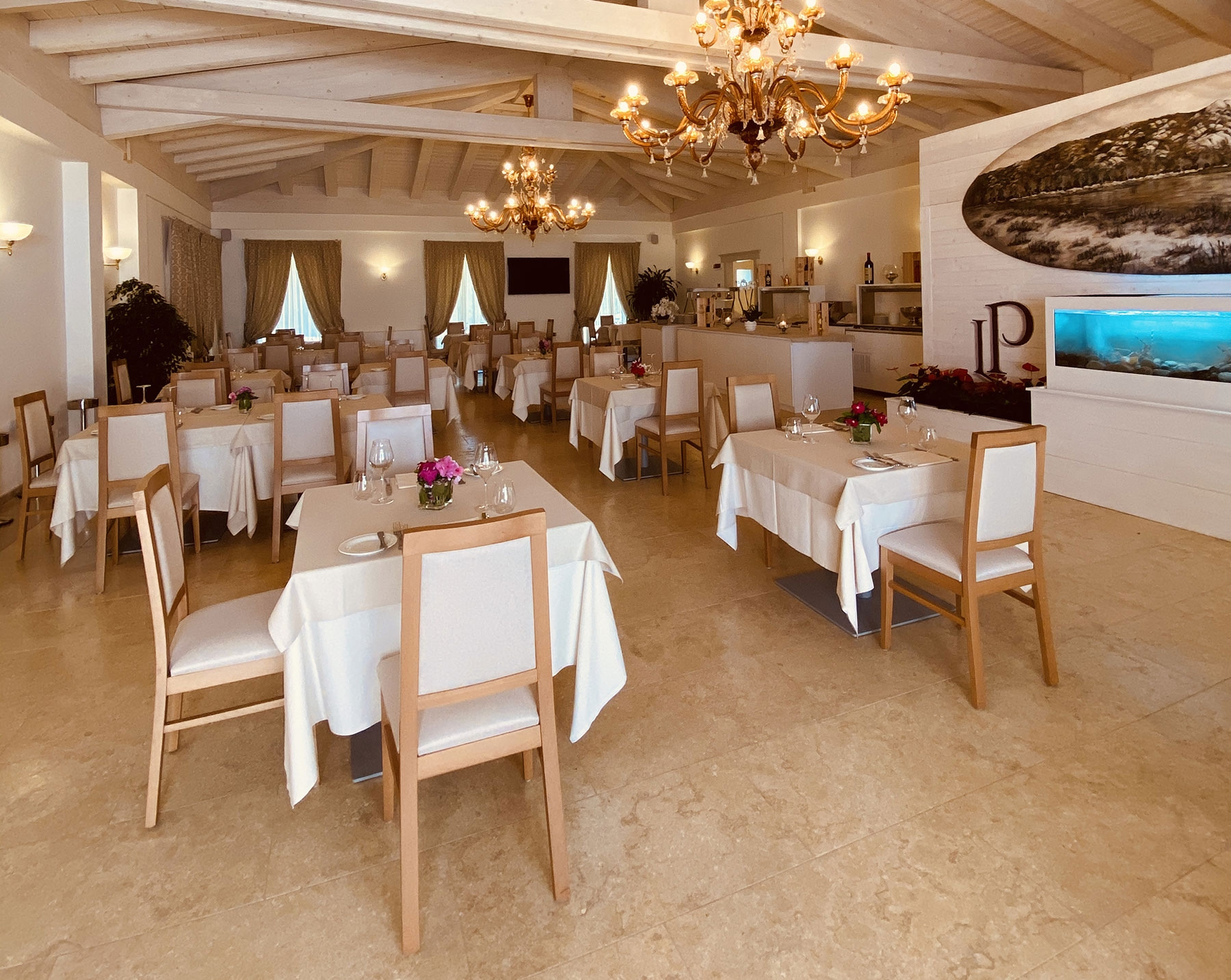 Ristorante & Bar - Grand Hotel Cannigione